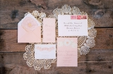 Custom Wedding Suite by Chevrons and Champagne