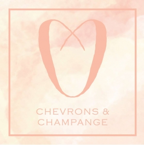 Chevrons and Champagne