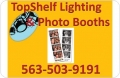 TopShelf Lighting & Photo Booths