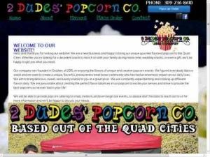 2 Dudes' Popcorn Co.